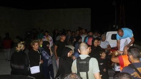 Αναστάτωση στο Ελληνικό από φωτιά που ξέσπασε σε αποθήκη