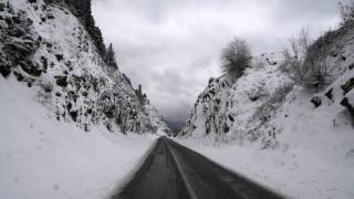 Μετανάστρια πέθανε αβοήθητη εν μέσω χιονοθύελλας