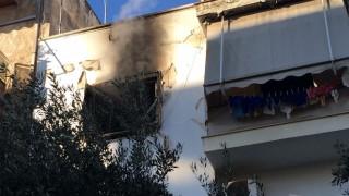 Πυρκαγιά σε διαμέρισμα στον Κορυδαλλό (pics)