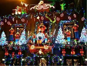 Οι γιορτές των Χριστουγέννων μέσα από τα... μάτια σας