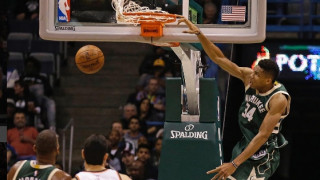 NBA: οι Μπακς του Αντετοκούνμπο κέρδισαν τους Θάντερ