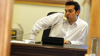 Τηλεφωνικές επαφές Τσίπρα με Ευρωπαίους ηγέτες για το Κυπριακό
