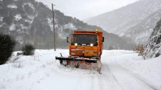 Κακοκαιρία: Σε εγρήγορση ο κρατικός μηχανισμός για τον νέο χιονιά