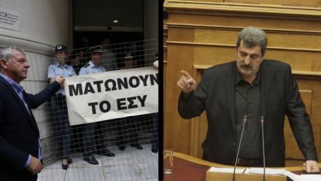 Πολάκης: πολιτικό μίασμα τον χαρακτηρίζει η ΠΟΕΔΗΝ και προχωρά σε αγωγή