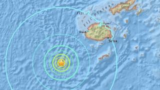 Ισχυρός σεισμός στα Φίτζι και ανησυχία για πιθανό τσουνάμι