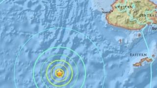 Σεισμός Φίτζι: Ήρθη η προειδοποίηση για τσουνάμι