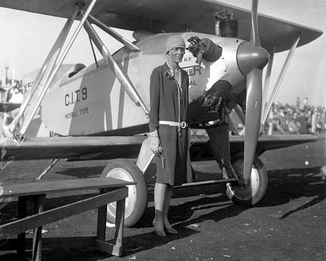 Amelia Earhart 1