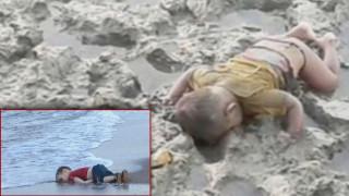 Κανείς δεν κλαίει για τον «Άλαν Κούρντι» της Βιρμανίας (video)