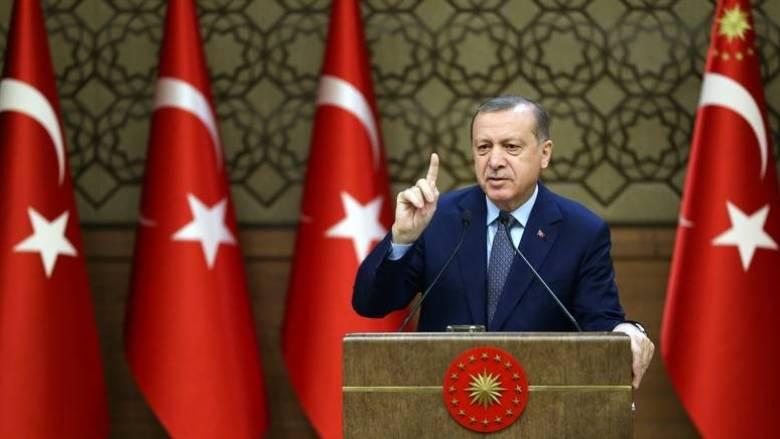 Ερντογάν: Στόχος της επίθεσης ήταν η πόλωση της κοινωνίας