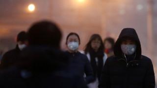 Το νέφος και η ομίχλη «πνίγουν» την Κίνα (pics)