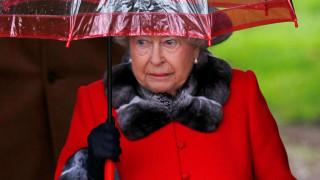 Εμφανίστηκε επιτέλους η βασίλισσα Ελισάβετ, αλλά χωρίς φωτογραφία