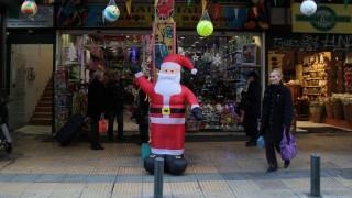 Θεσσαλονίκη: Απογοητεύμενοι οι έμποροι από την καταναλωτική κίνηση
