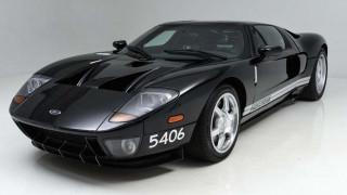 Το Ford GT CP-1 είναι το μόνο super car που δεν ξεπερνά τα 10 χλμ./ ώρα