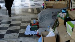 Καιρός: Ανοιχτοί οι σταθμοί του Μετρό για τη φιλοξενία αστέγων