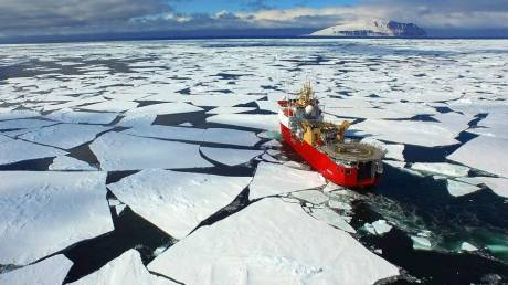 Περιβάλλον: Αδιάκοπη η άνοδος της θερμοκρασίας των ωκεανών
