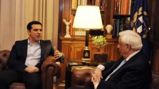 Την Τρίτη η συνάντηση Παυλόπουλου - Τσίπρα για το Κυπριακό