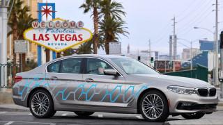 H αυτόνομη BMW σειράς 5 είναι σχεδόν έτοιμη και έχει πολλά ενδιαφέροντα χαρακτηριστικά