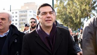 Αλ. Τσίπρας: Φάρος αξιών και πυλώνας ασφάλειας η Ελλάδα