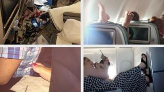 Όταν οι επιβάτες βγάζουν τον χειρότερο τους εαυτό