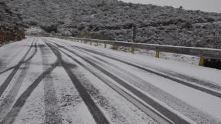 Καιρός: Χιονισμένη η χώρα το Σάββατο