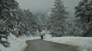 Καιρός: Χιόνια και πολύ κρύο το Σάββατο