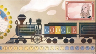 Σάντφορντ Φλέμινγκ: Το doodle της google για τον Σκωτσέζο εφευρέτη