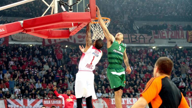 Euroleague: το Top-10 της 16ης αγωνιστικής με Παπαπέτρου-Τζέιμς (vid)