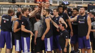 """Χρόνια πολλά από την ΕΟΚ στους """"Γιάννηδες"""" της εθνικής μπάσκετ"""