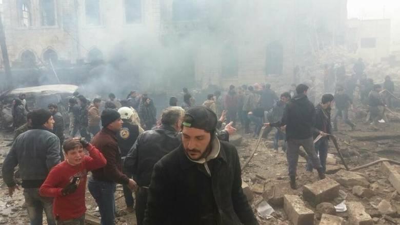 Συρία: Δεκάδες νεκροί από έκρηξη βυτιοφόρου στην Αζάζ