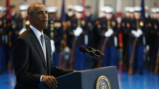 Μπ. Ομπάμα: Το έργο μας είναι και θα παραμένει για πάντα ανολοκλήρωτο