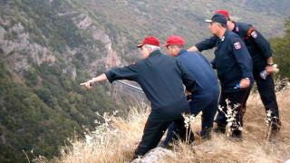 Κρήτη: Επιχείρηση για τον απεγκλωβισμό περιπατητών από φαράγγι