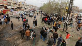 Ιράκ: Δεκάδες νεκροί από έκρηξη παγιδευμένου αυτοκινήτου στη Βαγδάτη