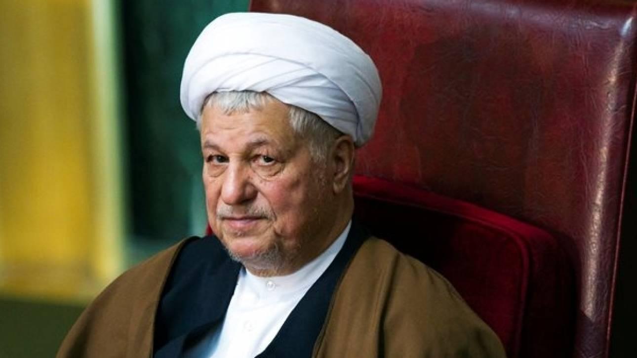 Πέθανε ο πρώην πρόεδρος του Ιράν Ακμπάρ Ραφσαντζανί