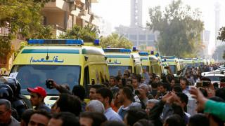 Σινά: Νεκροί και τραυματίες από έκρηξη σε σημείο ελέγχου