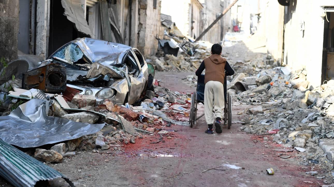Μπασάρ αλ Άσαντ: Θα ελευθερώσουμε κάθε τετραγωνικό εκατοστό της Συρίας