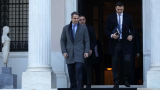 Κυπριακό: Χρειάζεται λύση που θα αντέξει στο χρόνο, λέει ο Κ. Μητσοτάκης