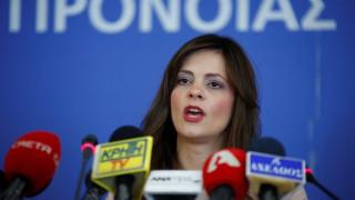 Αχτσιόγλου: Δουλεύουμε εντατικά για να κλείσει η αξιολόγηση