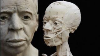 3D ανάπλαση κρανίου 9.500 χρόνων
