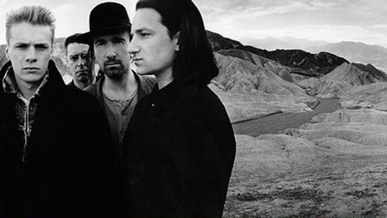 Οι U2 γιορτάζουν με παγκόσμια περιοδεία τα 30 χρόνια του Joshua Tree