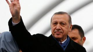 Ο Ερντογάν προσβλέπει σε καλύτερες σχέσεις Τουρκίας-ΗΠΑ επί Τραμπ