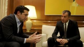 Κυπριακό: Εθνικό Συμβούλιο Ασφαλείας πρότεινε ο Θεοδωράκης στον Τσίπρα