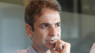 Ο Κυρ. Μητσοτάκης για τους πρόσφυγες στη Μόρια: Πού πήγε η ευαισθησία;
