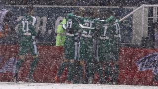 Superleague: ο Λέτο έδωσε τη λύση στο χιόνι για τον ΠΑΟ