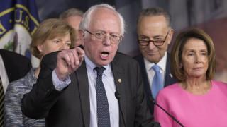 Σάντερς προς Δημοκρατικούς: Να προκαλούμε, αλλά να μην παρεμποδίζουμε τον Τραμπ
