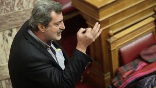Ενοχλημένος ο Π. Πολάκης από την επίσκεψη του Κ. Μητσοτάκη στον «Ευαγγελισμό»