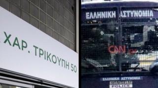 Επίθεση στα γραφεία του ΠΑΣΟΚ: Πυροβόλησε και έφυγε ανενόχλητος ο δράστης