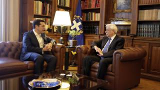 Παυλόπουλος: Δεν νοούνται εκπτώσεις στην κυριαρχία της Κυπριακής Δημοκρατίας