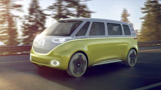 Ρετρό... φουτουρισμός: Το θρυλικό VW microbus της ηλεκτρικής εποχής