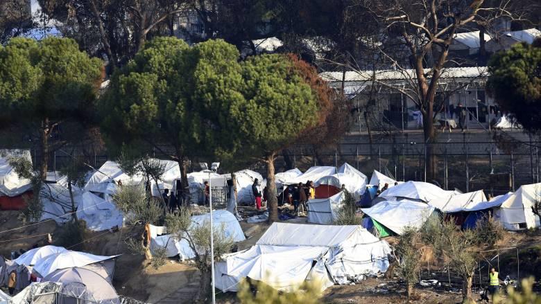 Ερώτηση Κατσώτη για την προστασία των προσφύγων απο τη βαρυχειμωνιά
