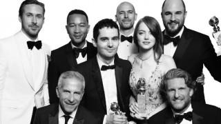 Xρυσές Σφαίρες: ρεκόρ τηλεθέασης για τη βραδιά θριάμβου του La La Land